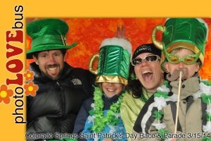 Colorado Springs St. Patricks Day 2014